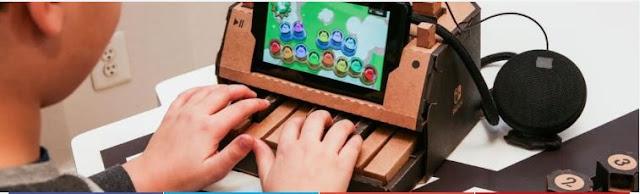 Nintendo Labo competition