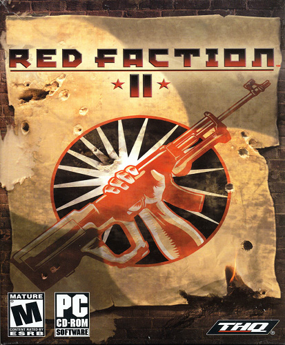 Red Faction II + Red Faction