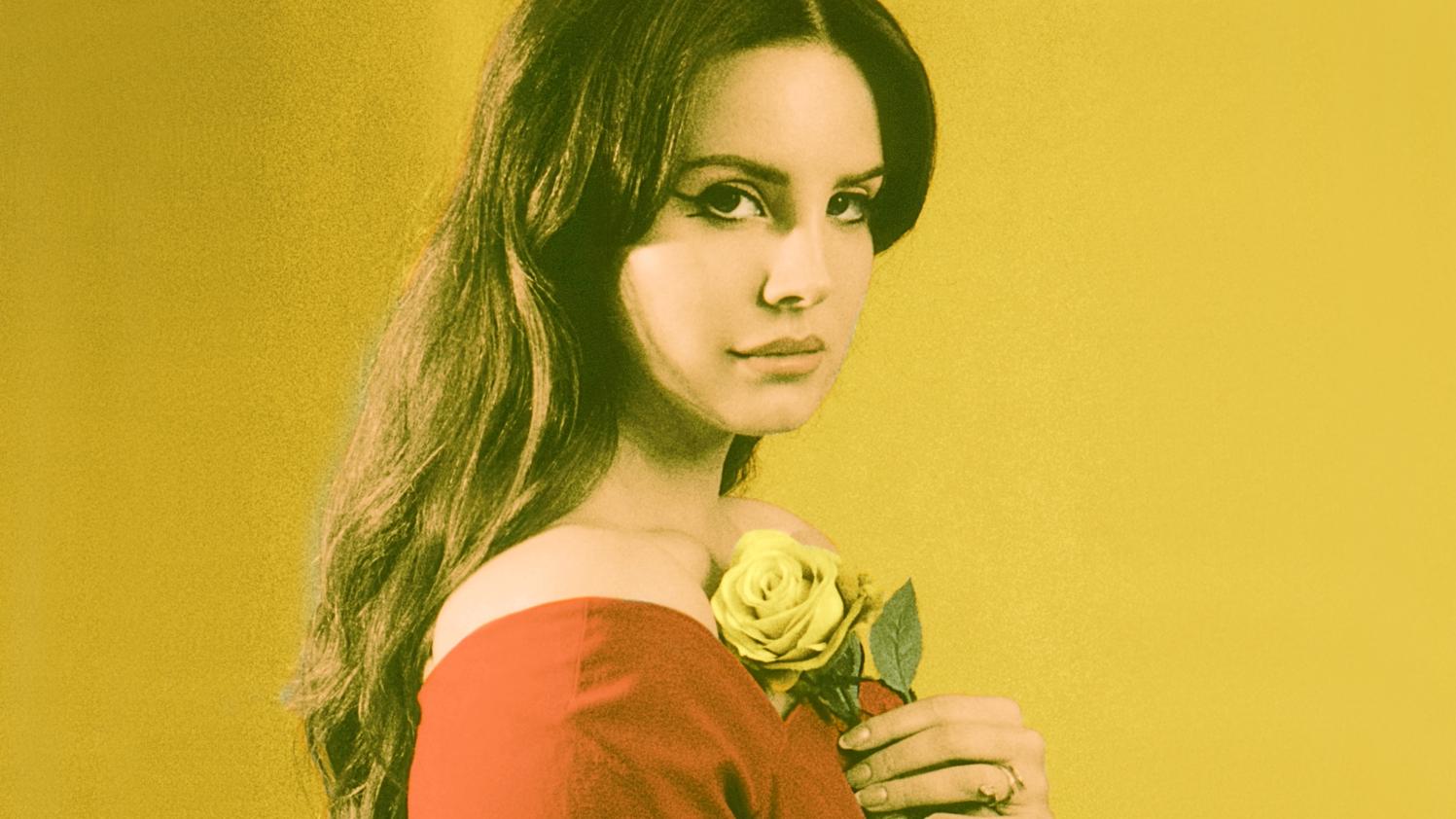 Lana Del Rey quer foder com o nosso psicológico mesmo, só pode.