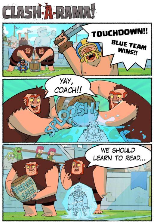 Blue Team Wins!