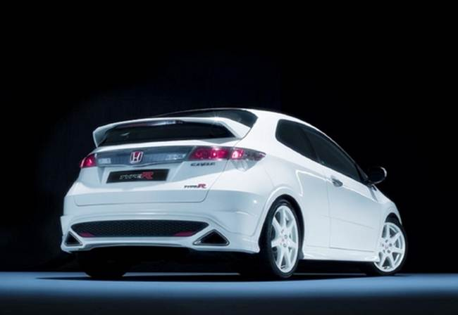 2017 Honda Civic Type R Price Canada