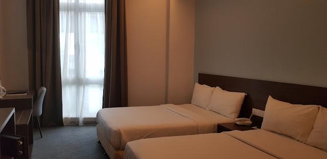 Prescott Hotel Kuala Lumpur, hotels, brickfields, 3 stars hotels, cheap hotel kl, cheap hotel malaysia, trip, visit malaysia, malaysiatravelbook,