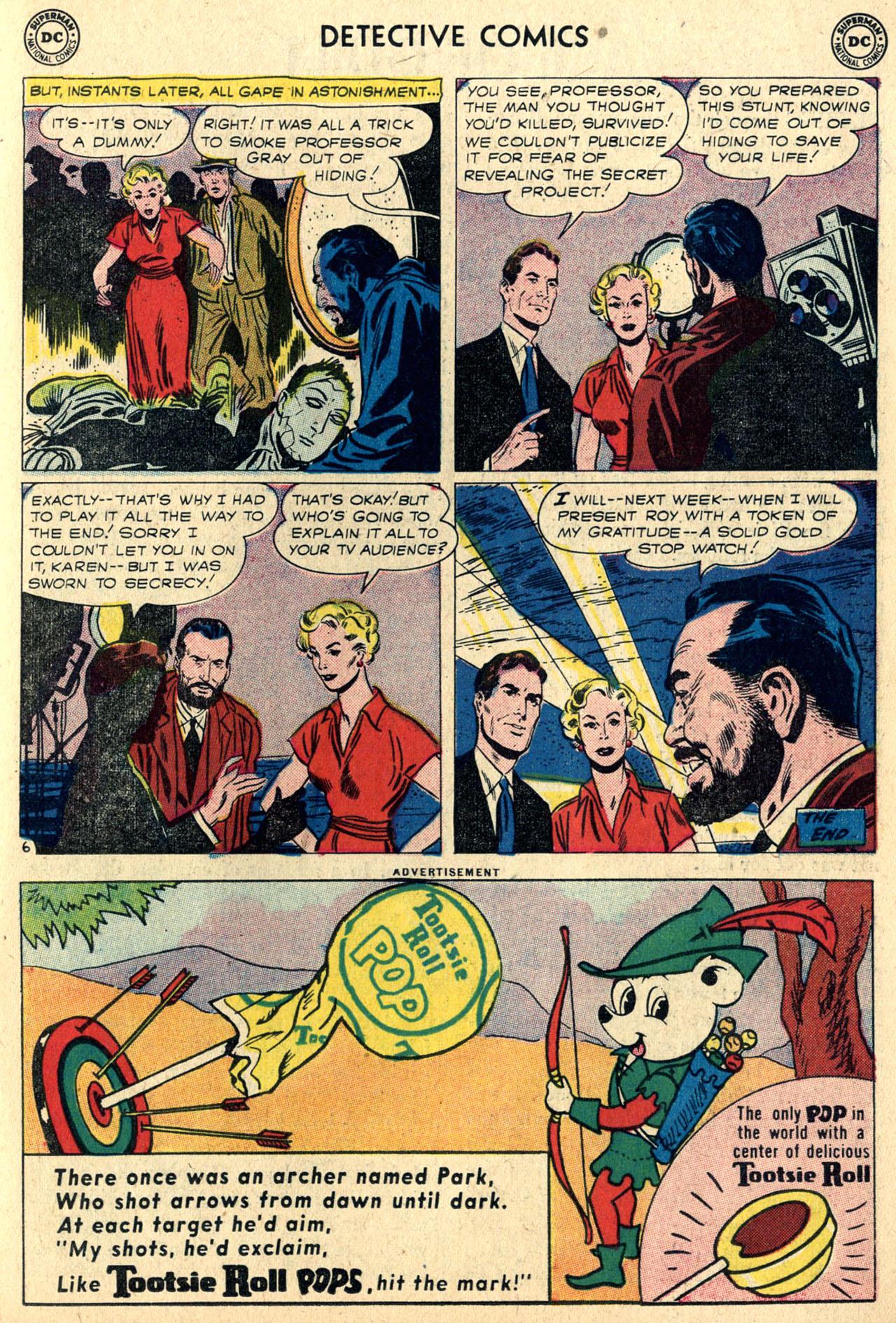 Detective Comics (1937) 266 Page 22