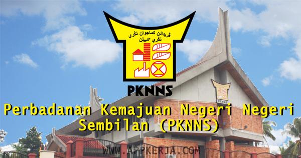 Jawatan Kosong di Perbadanan Kemajuan Negeri, Negeri Sembilan