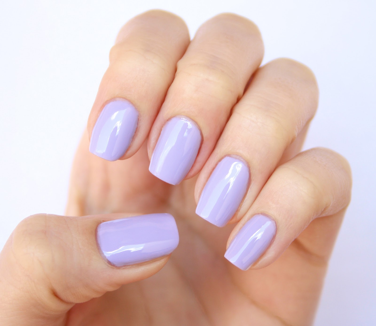 Essie Lilacism Nail Polish: Review and Photos | RosyChicc
