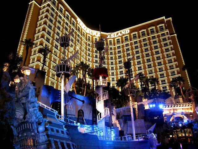 Dicas de Las Vegas: Treasure Island