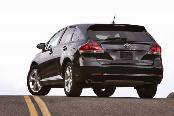 2016 Toyota Venza Top quality