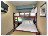 Bunk bed rooms near Pigeon Forge