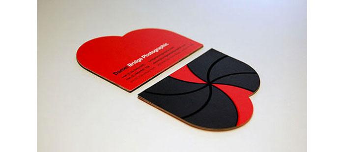 cartao de visita criativo fotografos 2 - Fotógrafos 10 cartões de visita irresistíveis