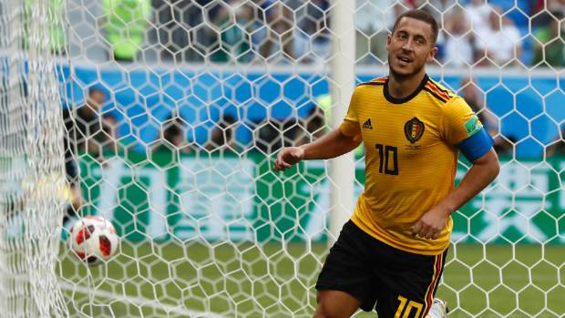 BELGIUM EQUAL WORLD CUP RECORD AS THEY CLINCH THIRD PLACE OVER ENGLAND