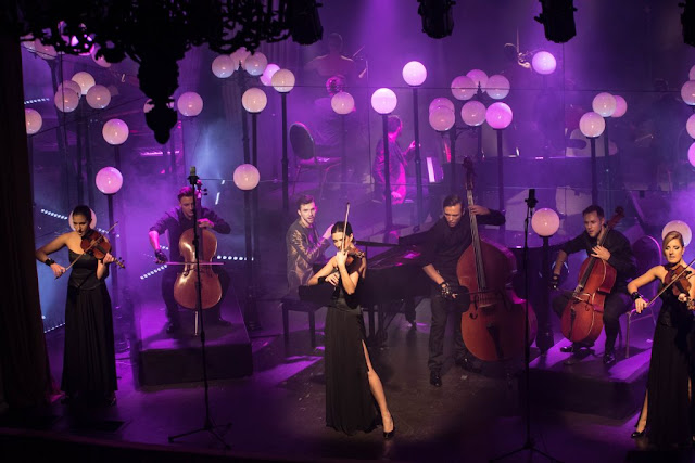 Gedminas Gelgotas and New Ideas Chamber Orchestra - New Year's concert Jan 2016