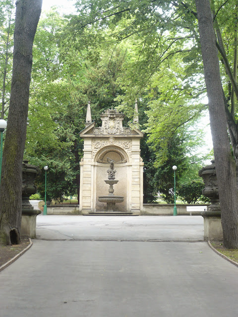 Giardini del Castello Praga