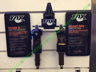 Spesifikasi Fork Rear Shock Seatpost FOX 2017 11