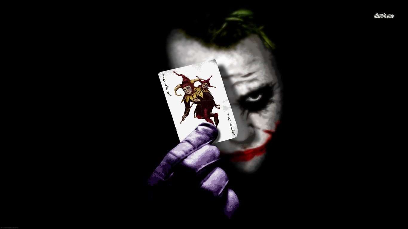 Joker Desktop Wallpaper