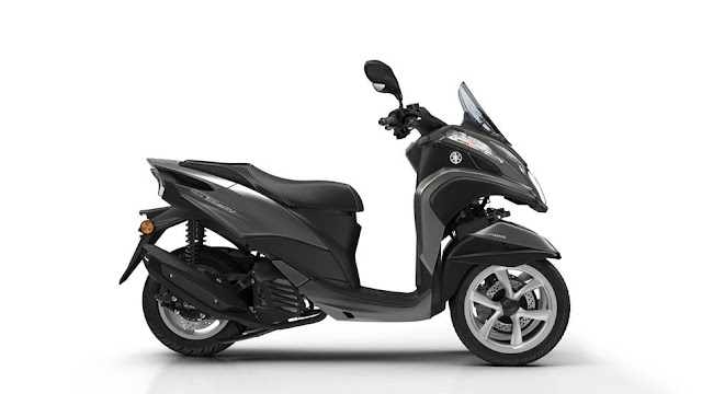 Yamaha Tricity 155 Oxford Grey
