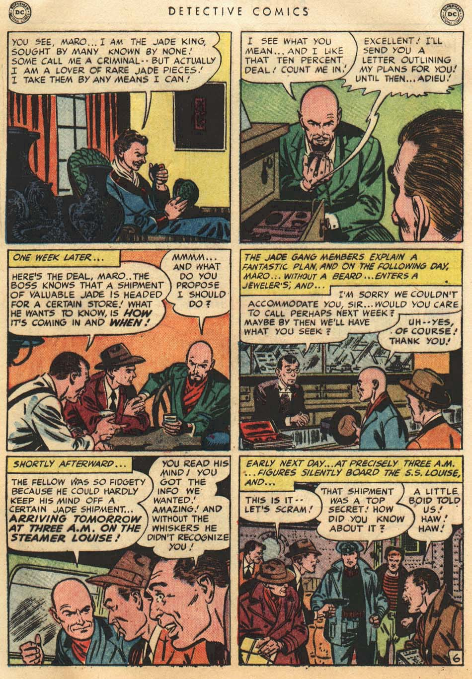 Detective Comics (1937) 155 Page 20