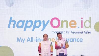 HappyOneID Produk Asuransi Digital Terlengkap Besutan Astra