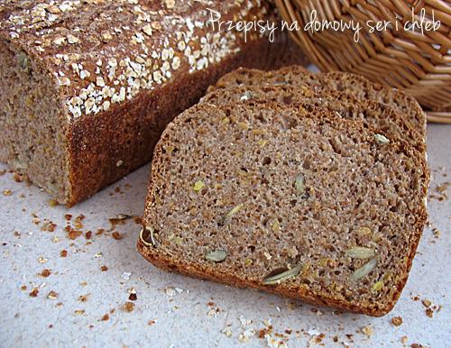 Chleb orkiszowy razowy