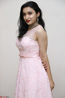 Sakshi Kakkar in beautiful light pink gown at Idem Deyyam music launch ~ Celebrities Exclusive Galleries 022.JPG