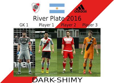 River Plate 2016 update 1