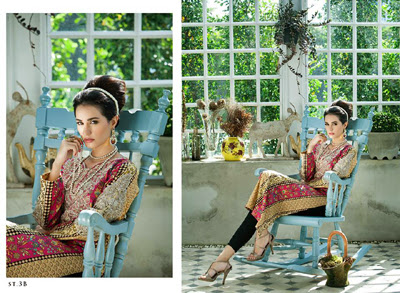 Rabea Ladies Kurti Collection By Shariq Textile