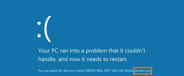 حل مشاكل الشاشة الزرقاء فى الويندوز ( 2 ) : خطأ 0x000000D1 Error