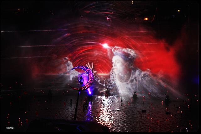 La forge aux étoiles  du Futuroscope
