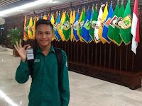 Foto Saat di Kantor Gubernur Jawa Tengah