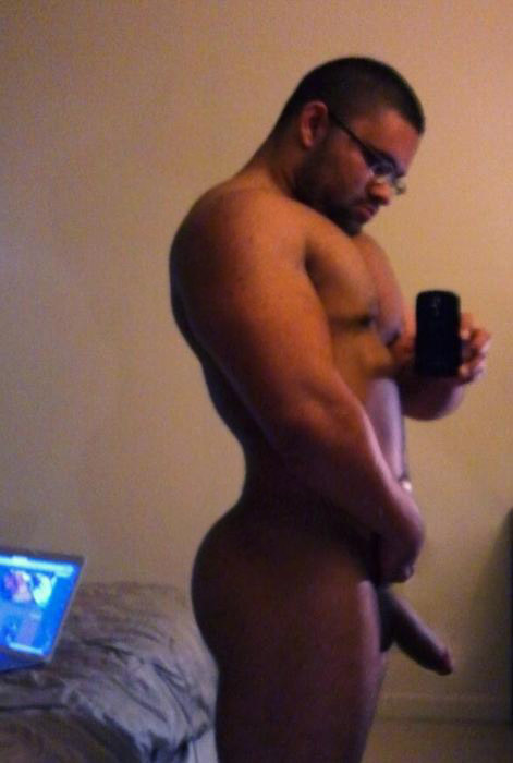 Naked Gay Beef 10
