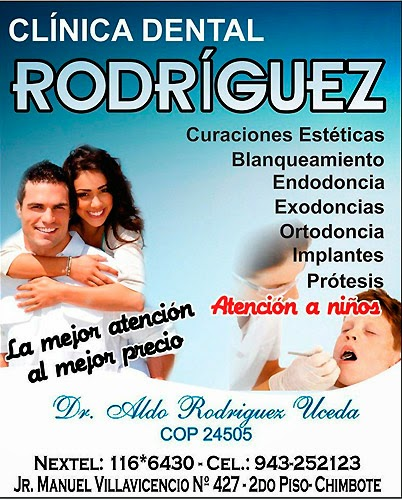 CLÍNICA DENTAL RODRIGUEZ