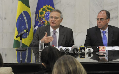 Renan confirma votação do impeachment de Dilma no Senado após Olimpíada