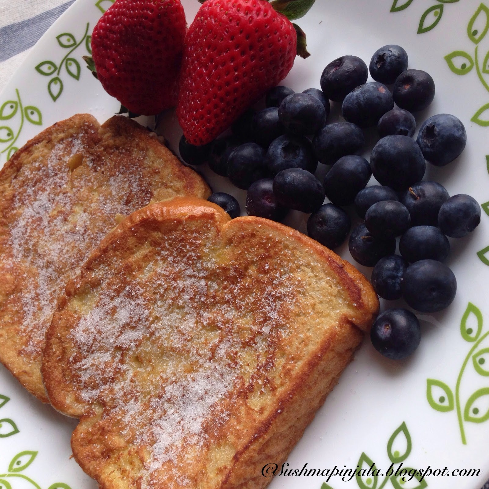 French Toast-How to make perfect French Toast