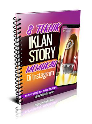 8 Teknik Iklan Story Di Instagram