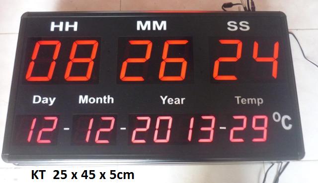 Đồng hồ lịch vạn niên treo tường giá rẻ
