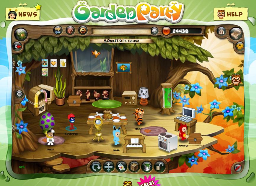 Susan Heim On Parenting Garden Party A Fun And Safe Virtual World