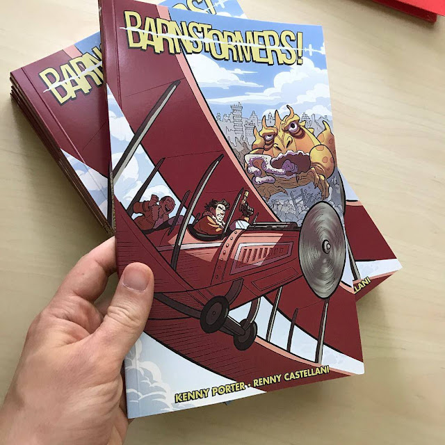 Barnstormers Complete Graphic Novel