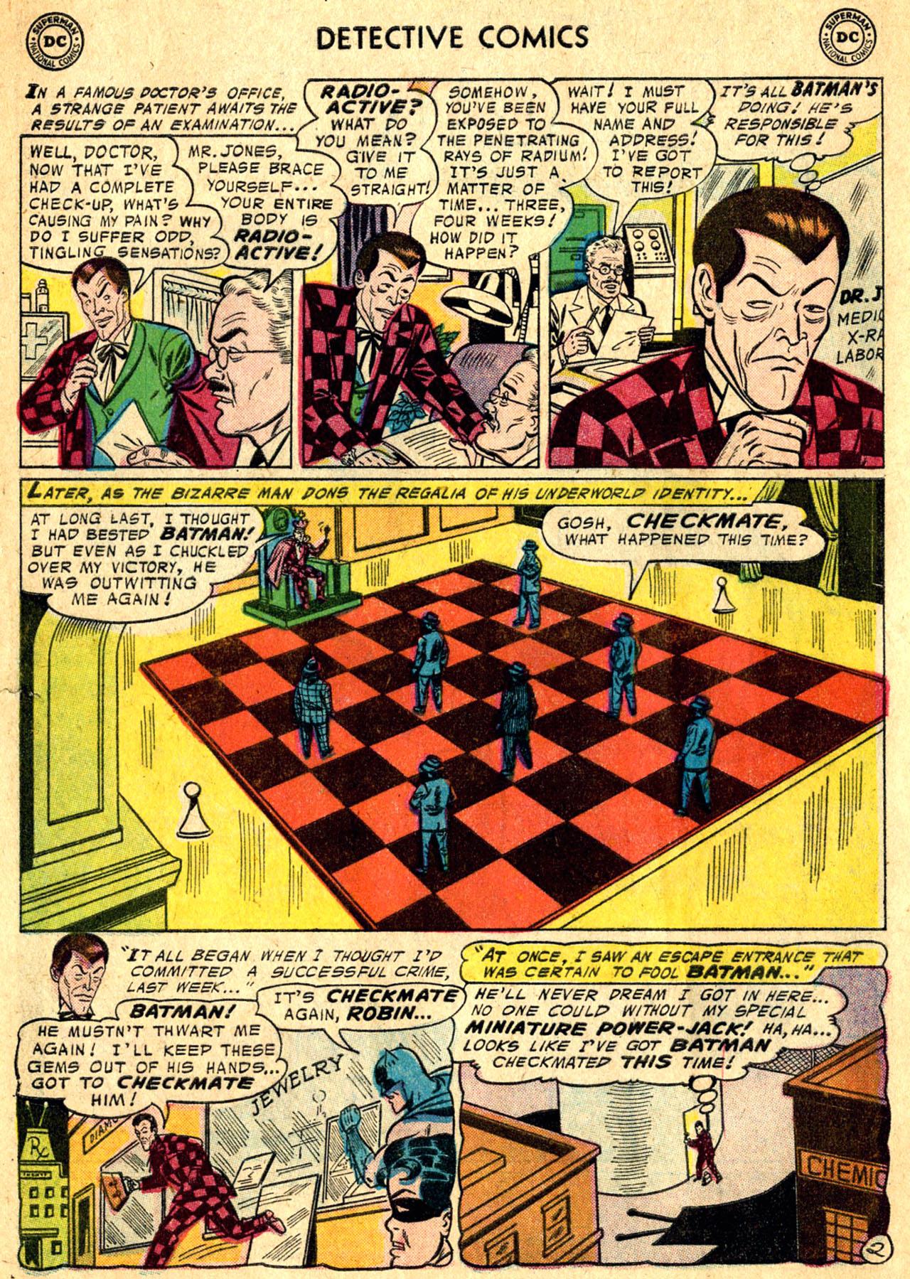 Detective Comics (1937) 238 Page 3