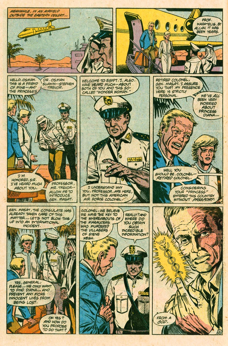 Read online Wonder Woman (1987) comic -  Issue #34 - 7