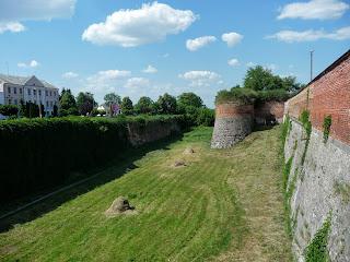 Дубно. Замок. Північний бастіон