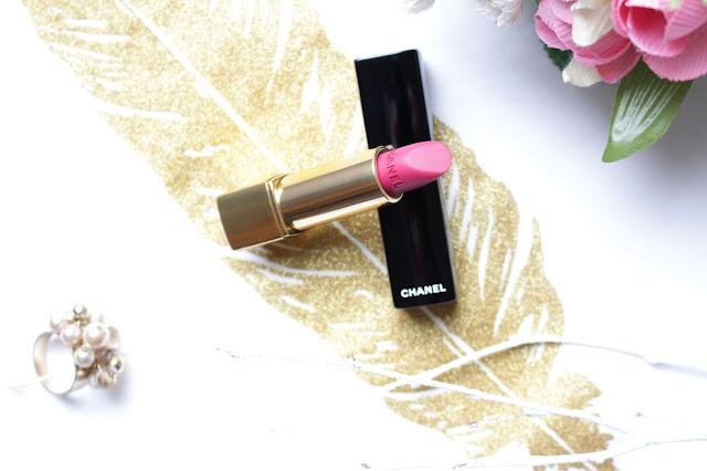 Rouge Allure Velvet La Merveilleuse Chanel