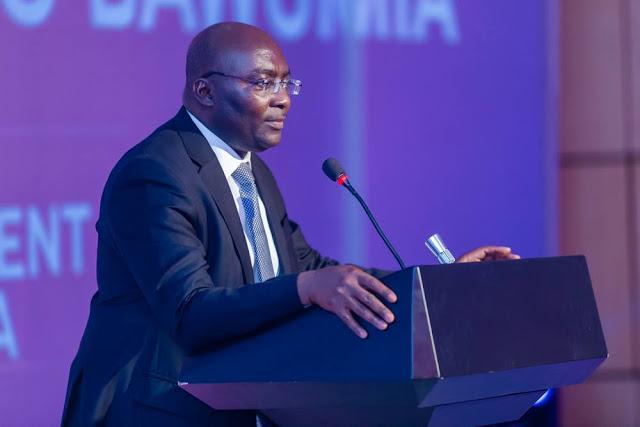 Vodafone To Access 4G Spectrum Soon - Ghana's Vice President, Alhaji Mahamudu Bawumia
