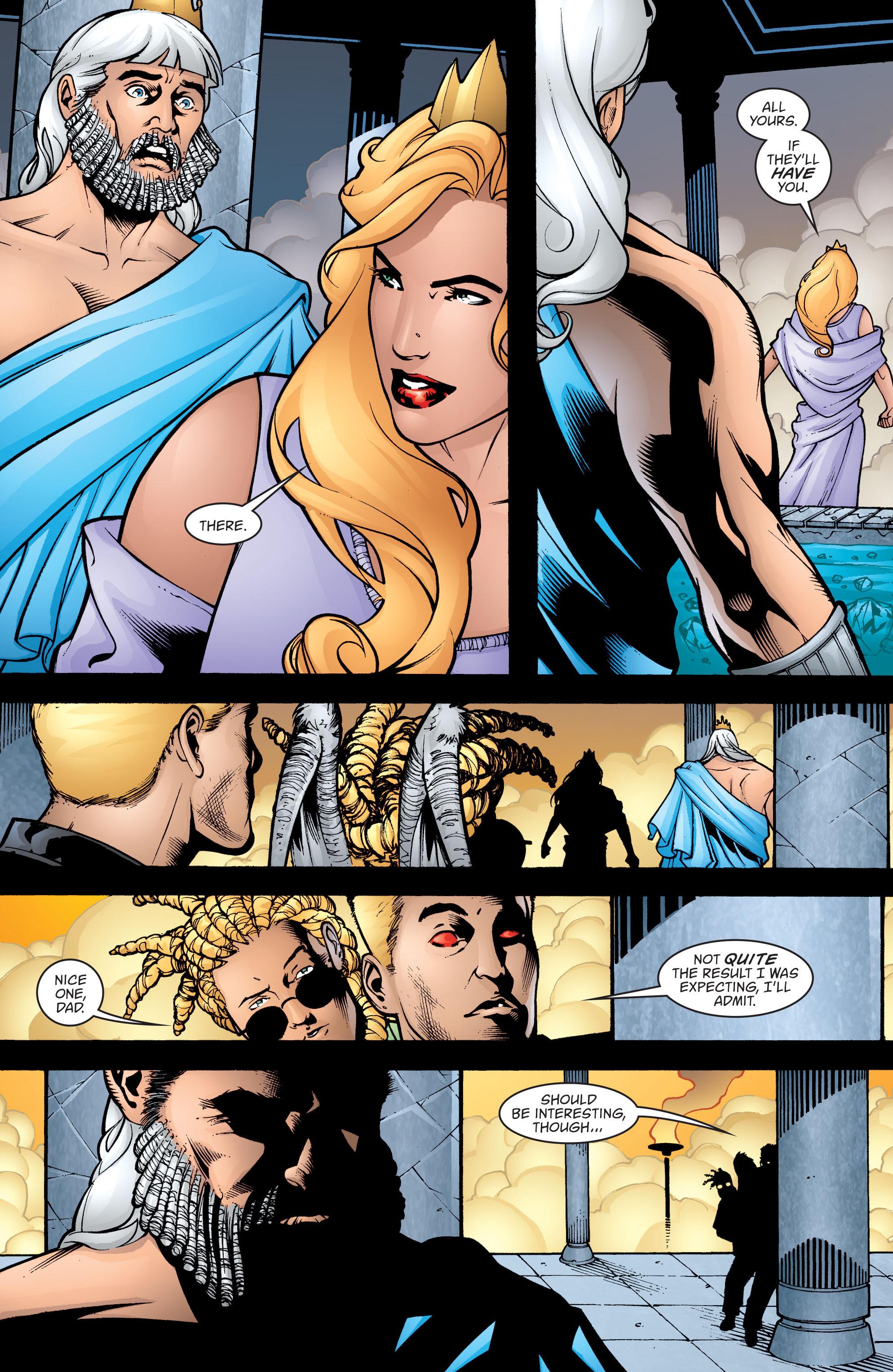 Read online Wonder Woman (1987) comic -  Issue #200 - 18