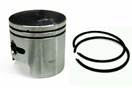 komponen mesin 2 tak /piston 2 tak