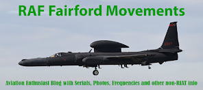 RAF Fairford Movements Blog