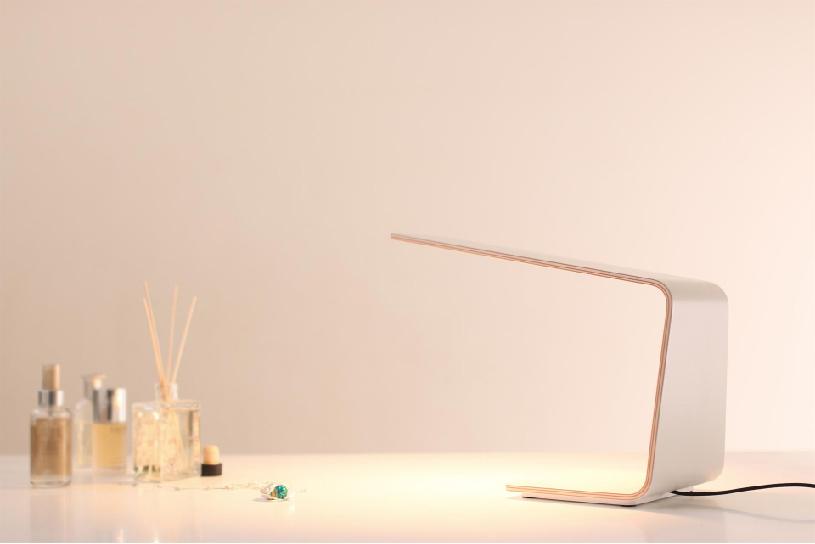 lampada da tavolo Led1 di Tunto