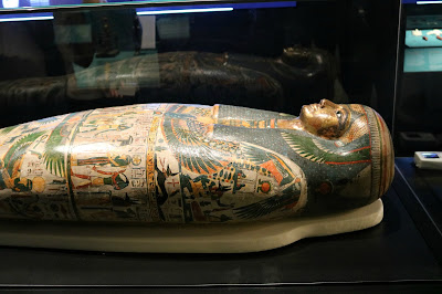 Tayesmutengebtiu -  Egyptian Mummies Exploring Ancient Lives Exhibition at the Powerhouse Museum Sydney Review