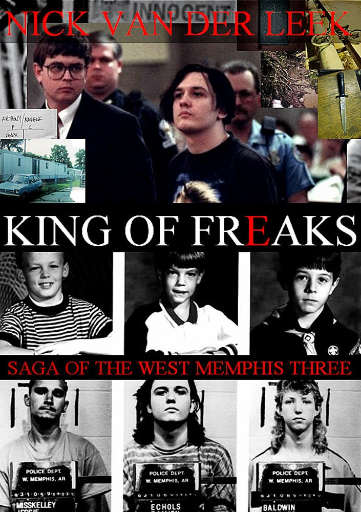 King of Freaks - Saga of the West Memphis Three is available now on Kindle Unlimited