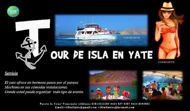 imagen tour de isla en yate