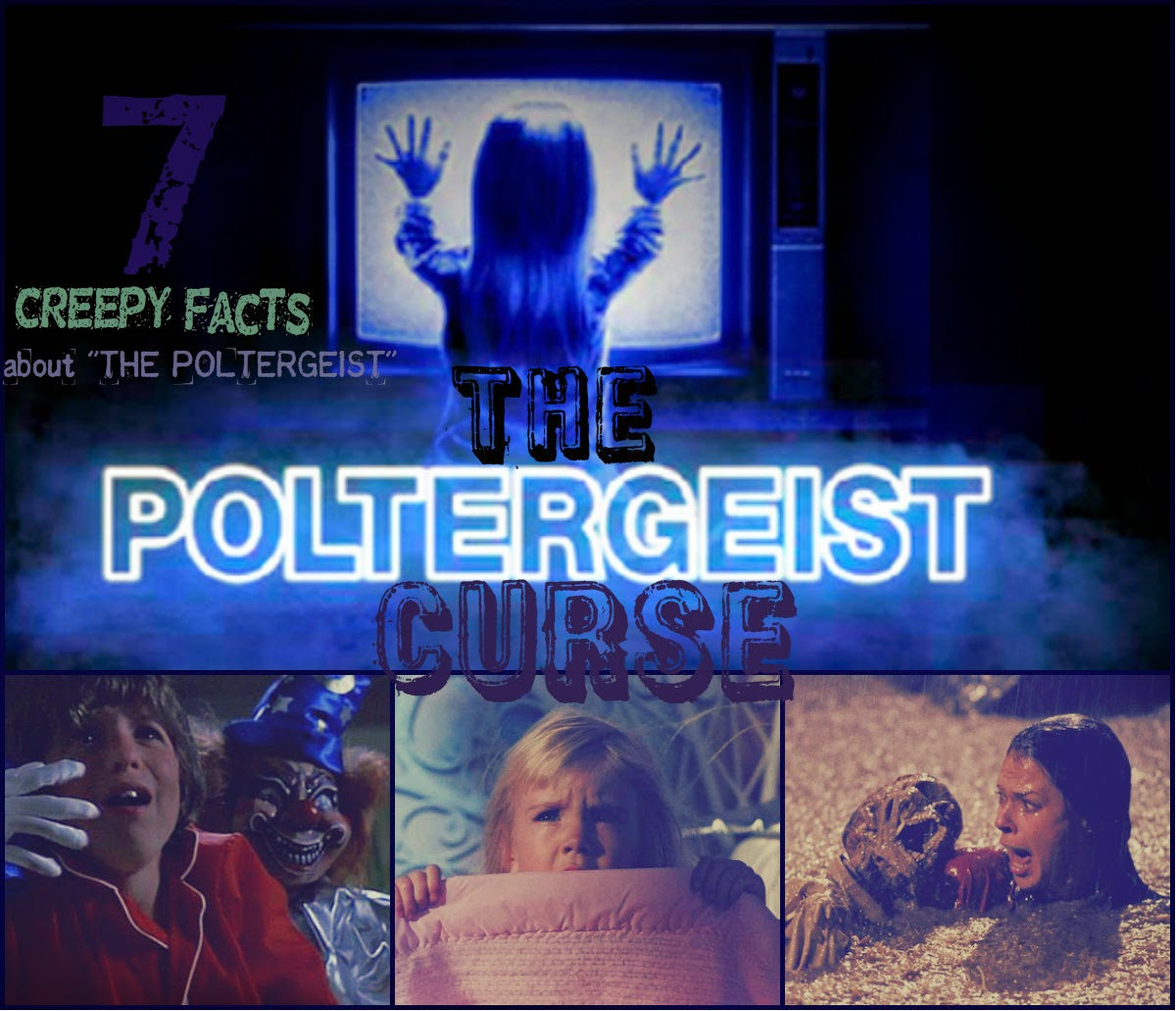 7 Creepy Facts About The Poltergeist