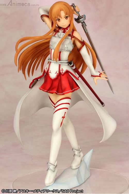 ASUNA Fencer Ver. FIGURE Sword Art Online Griffon Enterprises